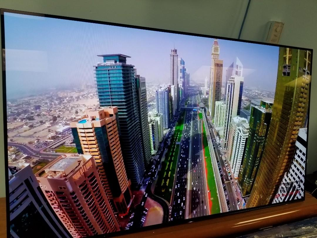 """NEW OPEN BOX Sony 65"""" A1E OLED 4K UHD HDR SMART TV ONLY $1200!"""