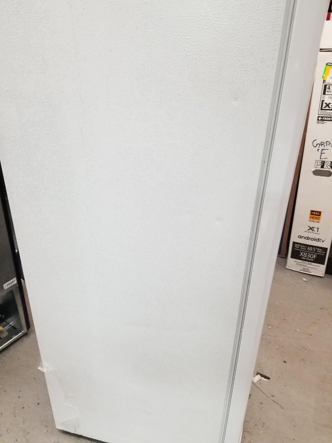 NEW YEAR SALE NEW RCA 6.5 CU FT. UPRIGHT FREEZER ONLY $280!