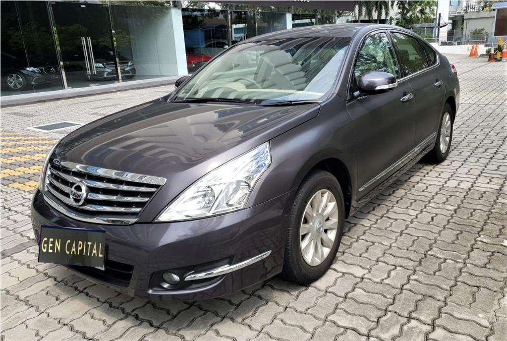Nissan Teana  JUST IN Superb condition! Special CNY rates @ 85884811. Cheapest rental in town! $500 Deposit driveoff immediately!