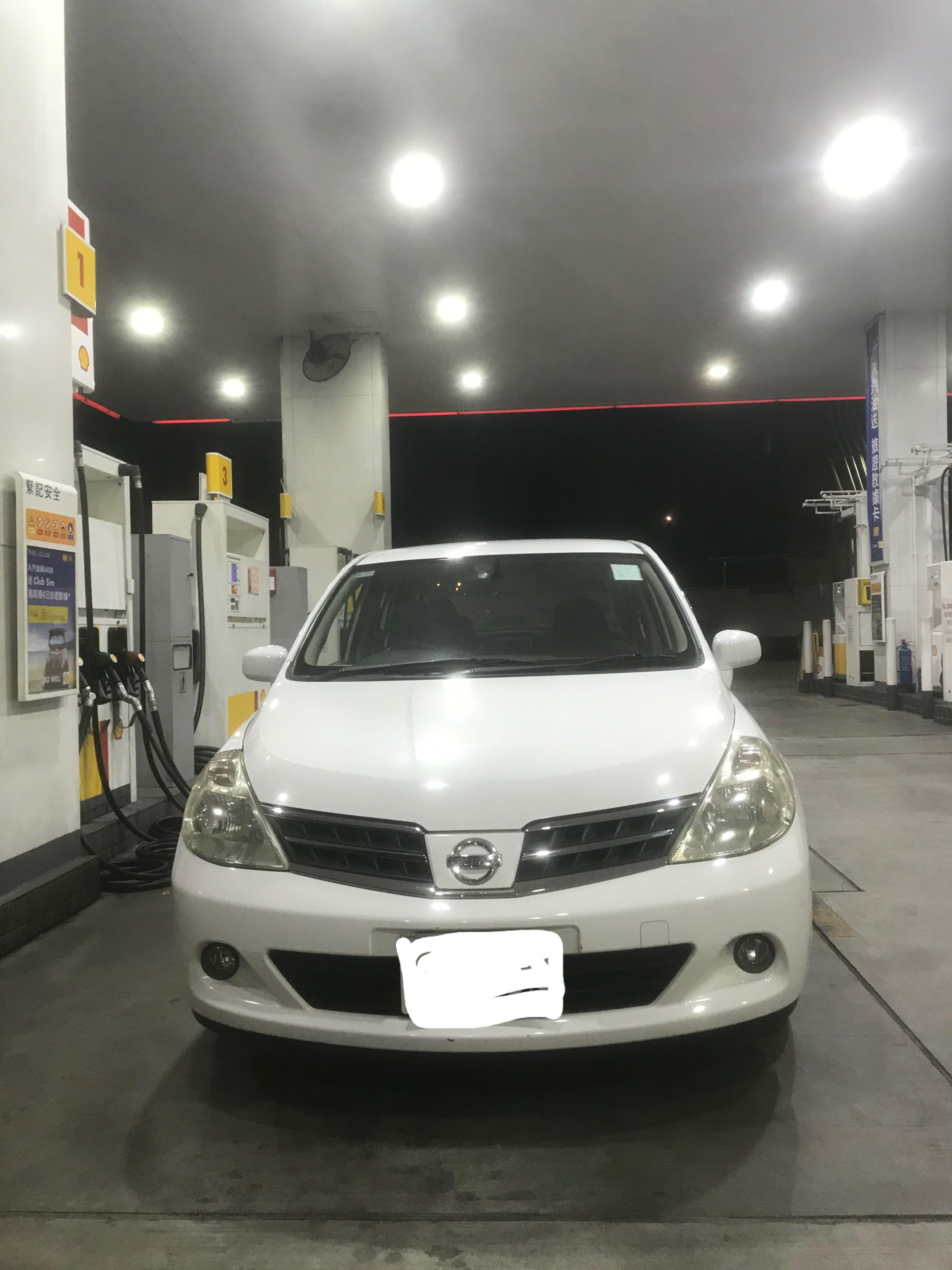 Nissan Tiida , Auto