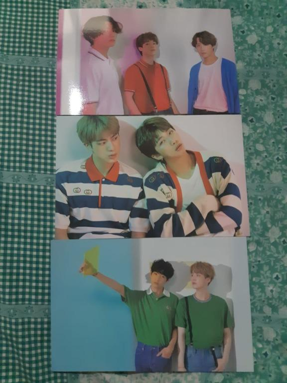 Open Sharing OFFICIAL Season Greeting BTS 2020 (3pc)