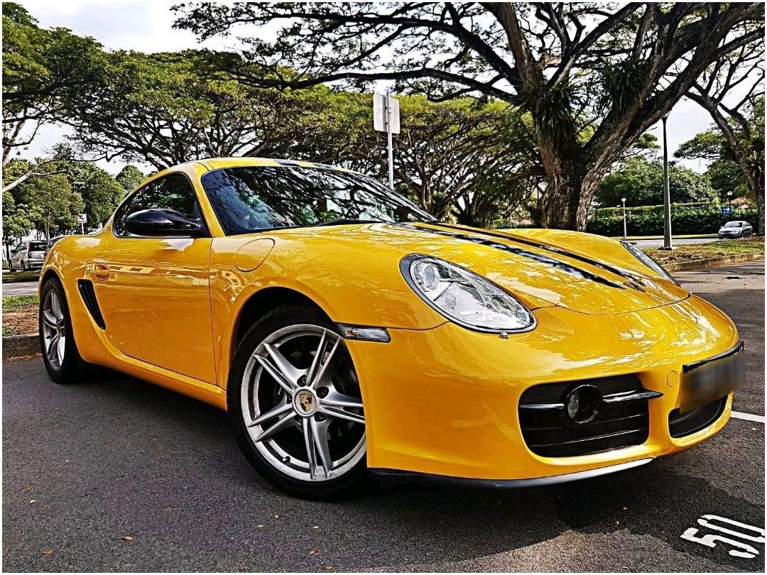 Porsche Cayman S Auto 3.4 PDK