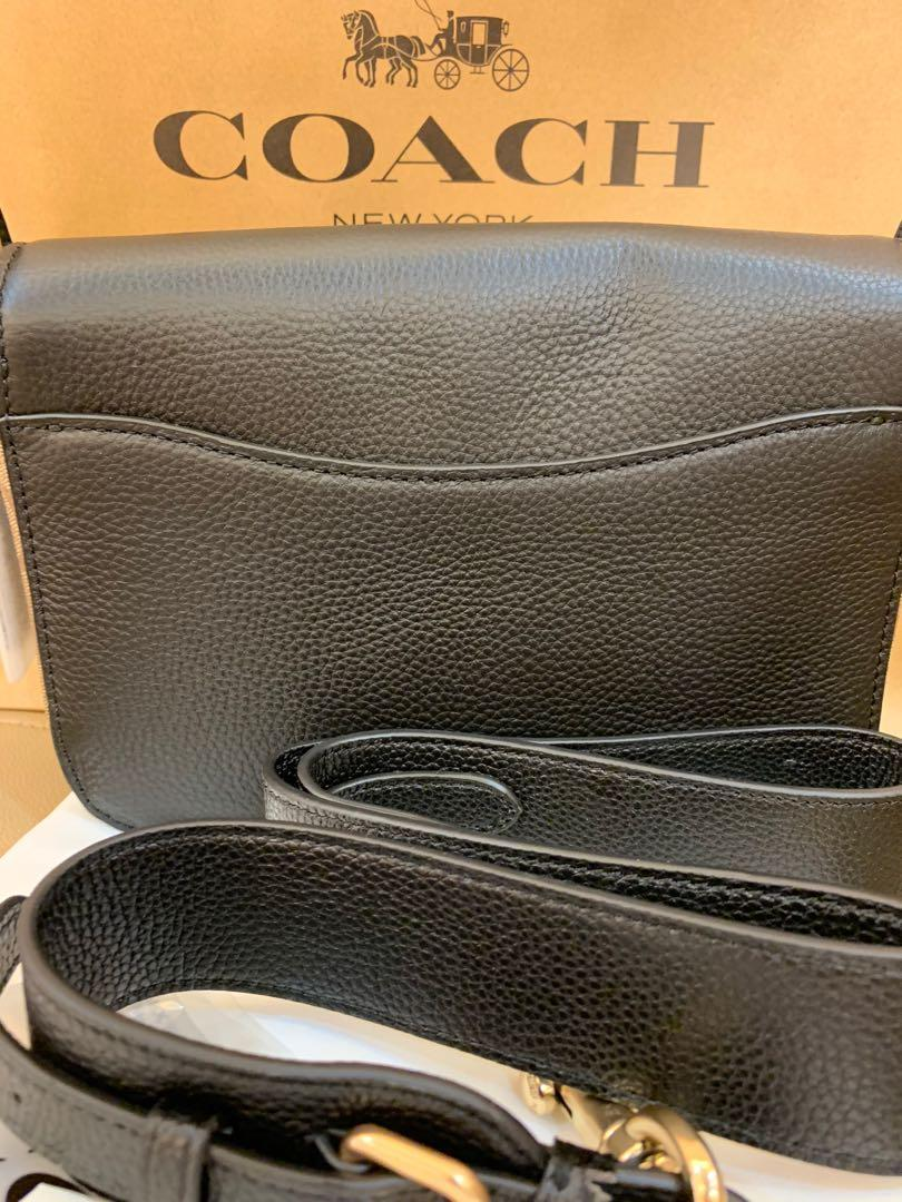 Ready stock authentic coach 80614 women messager bag