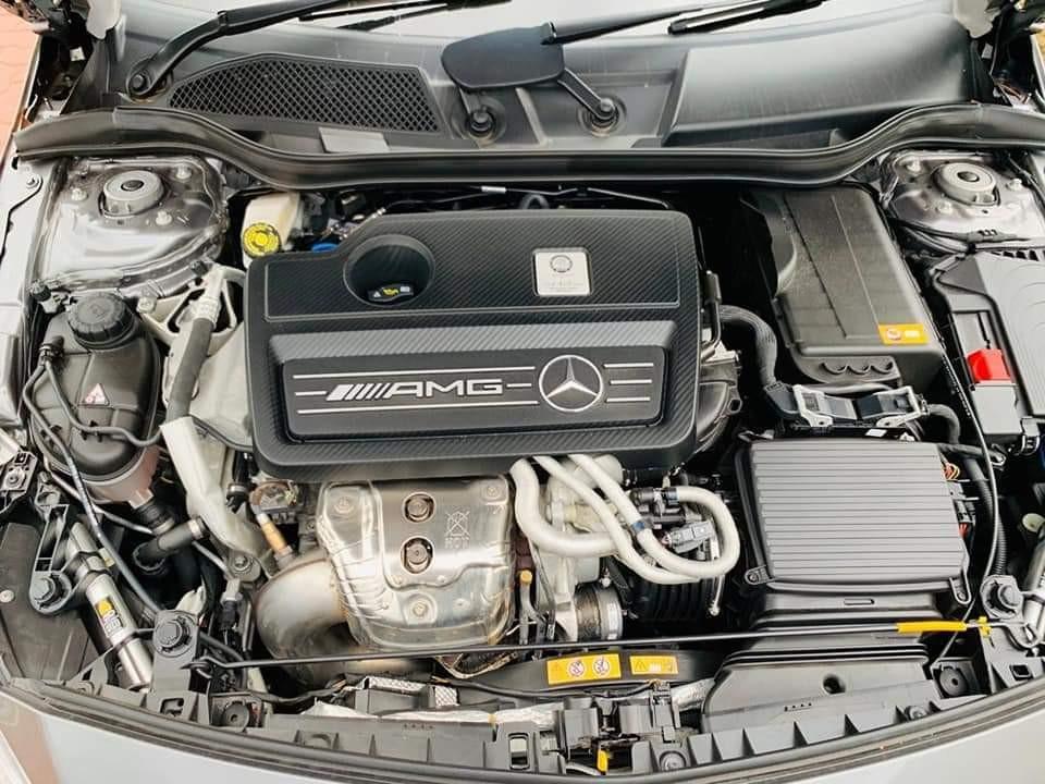 SEWA BELI>>MERCEDES BENZ A45 AMG 4 MATIC (ALL WHEEL DRIVE) 381BHP 2015/2019