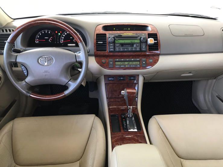 Toyota Camry 2004年 只跑五萬