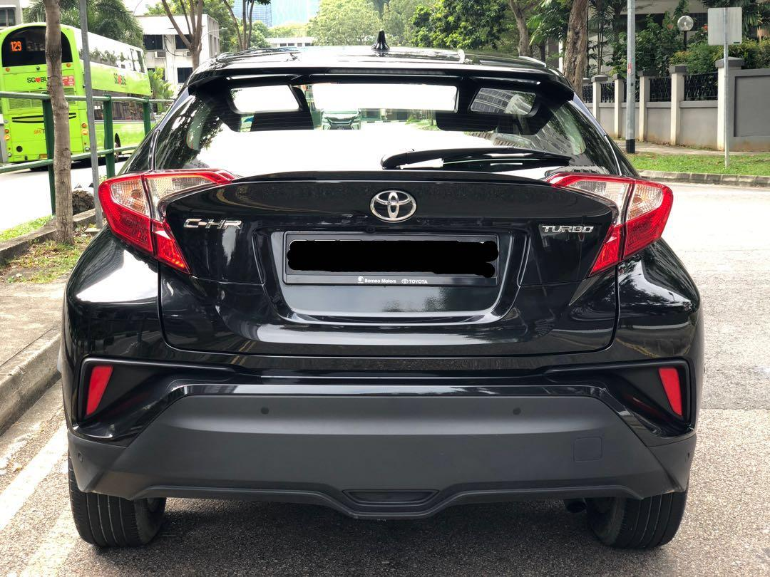 Toyota C-HR 1.2 Turbo Luxury (A)