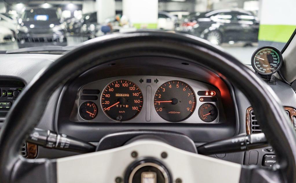 Toyota Corolla AE111 GT Manual