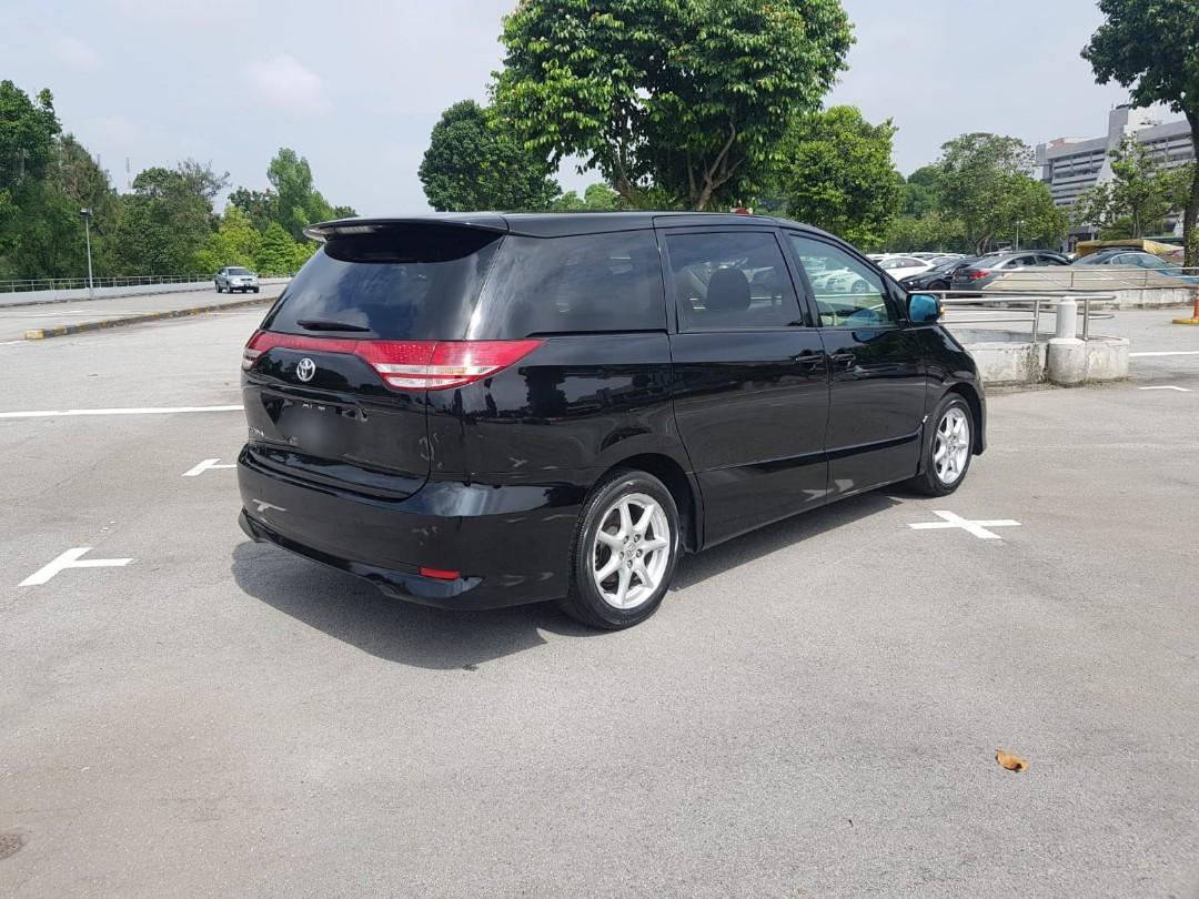 Toyota Estima 2.4 Aeras 7-Seater (A)
