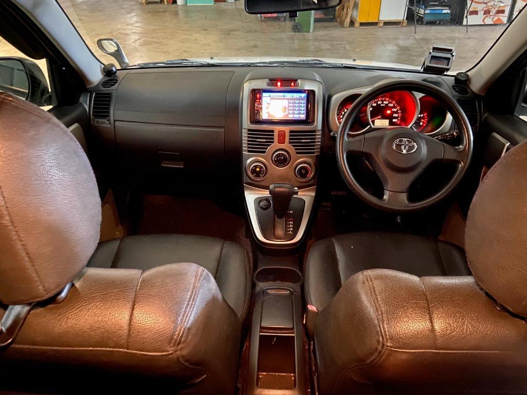 Toyota Rush 1.5 X (A)