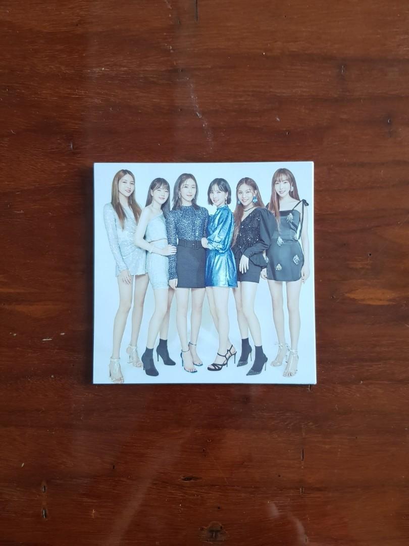[WTS]Gfriend Japan 1st album FallinLight Wizy Premium Pc