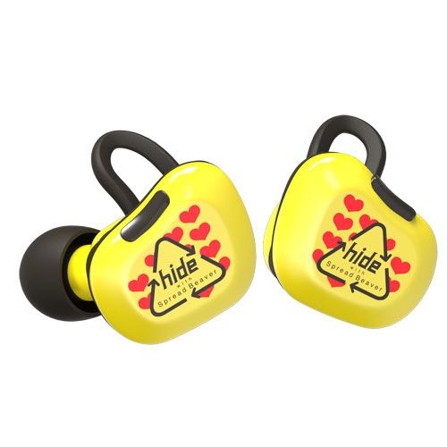 X JAPAN HIDE 無線藍牙耳機