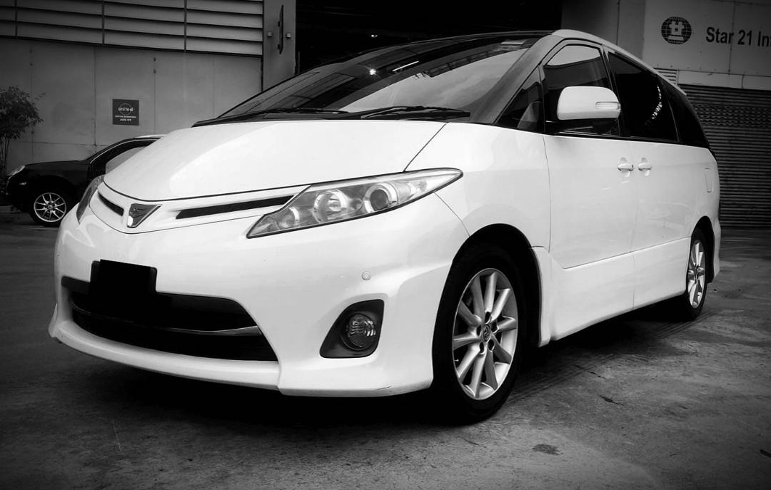 Lowest CNY XL MPV in town!