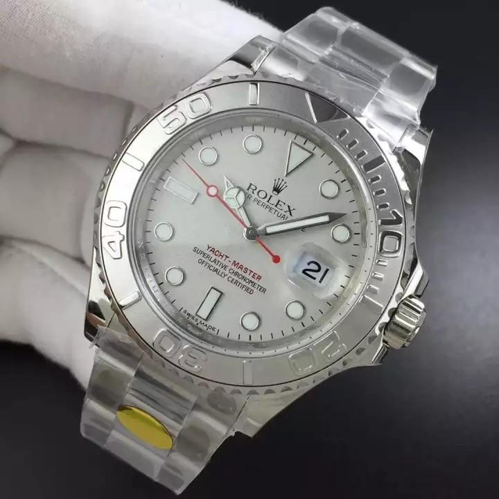Y4CTH-M4ST3R 116622 ARF 1T01 B3ST Edition 904L Steel Silver Dial on SS Bracelet (A)2.8.2.4
