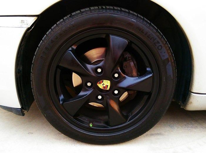 2001年 Porsche 保時捷 Boxster 銀 2.7 軟頂敞篷車 無改裝 把妹神器 年關將近 超貸30萬 全貸