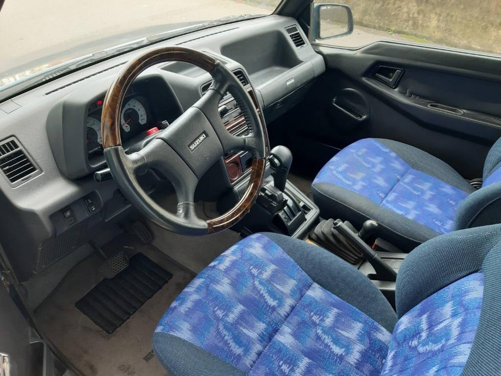 2002鈴木 吉星 16v 1.6cc 4x4 郊遊越野 爬山涉水 超強吉普車