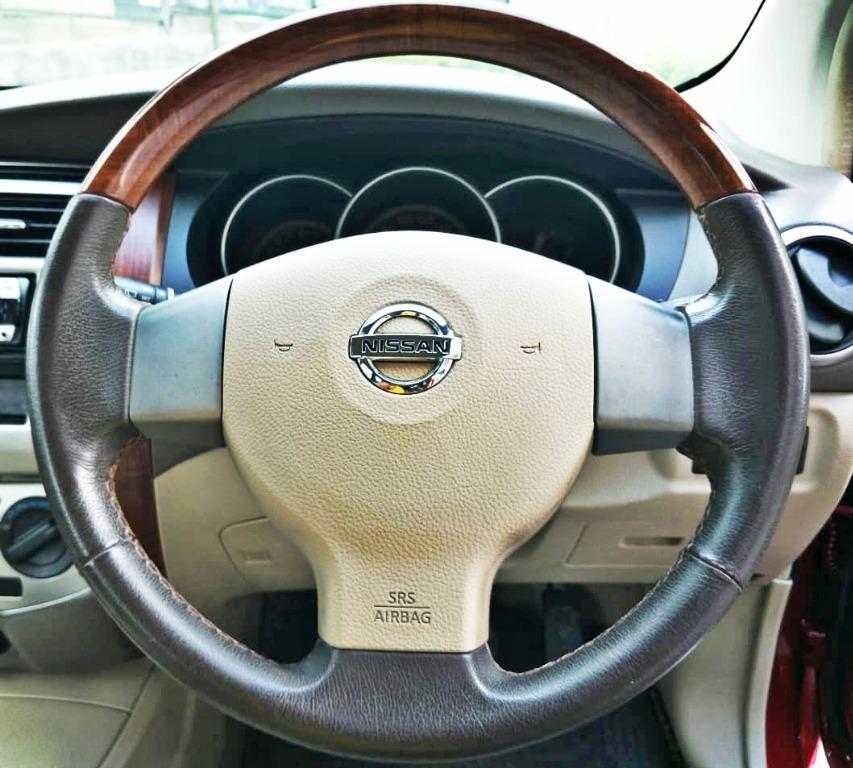 2008 Nissan Grand LIVINA 1.8 (A) depo 3990 LOAN KEDAI KERETA.