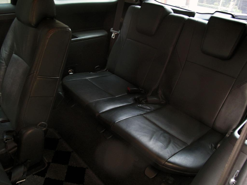 2011 TOYOTA WISH 2.0 E版 七人座 堅持創新設計理念的新世代Minivan。雙安 恆溫 電折 前後雷達 定速