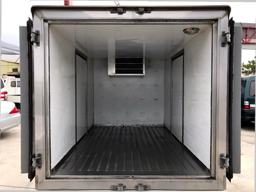 2014年 15年式 三菱 CMC 中華 Veryca 菱利 白 1.3 手排 -20度冷凍廂車 低利率 免頭款 核准快