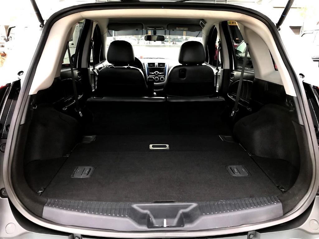 2016年 三菱 Colt Plus 可魯多 1.5 銀 IKEY 快撥 電折 超值全能小轎旅 貸款免頭款 免保人 超貸