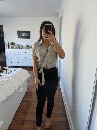 Aritzia Babaton blouse small