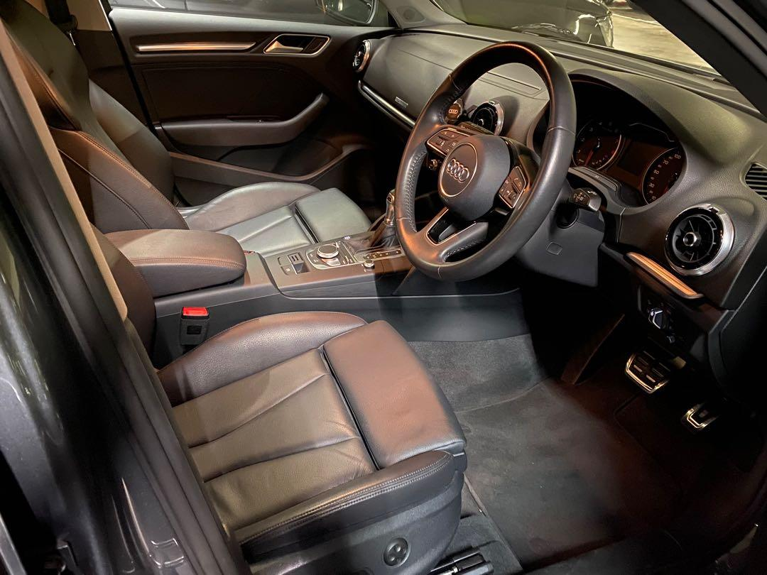 Audi A3 Sedan 1.4 TFSI Auto