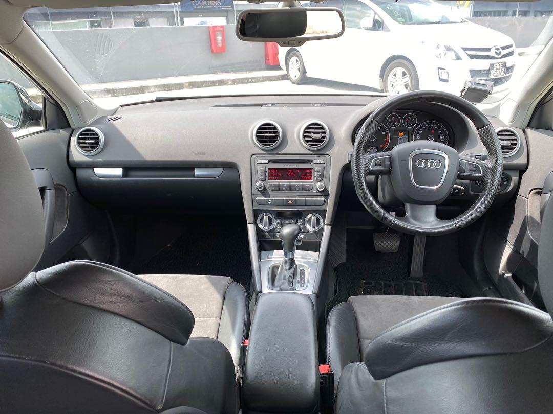Audi A3 sportback 1.8 sporty !