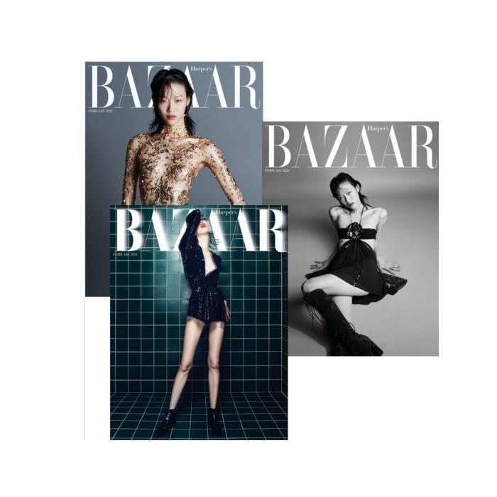 BAZAAR 2020. 02 / SF9+HA SUNG WOON PHOTO  KOREAN MAGAZINE