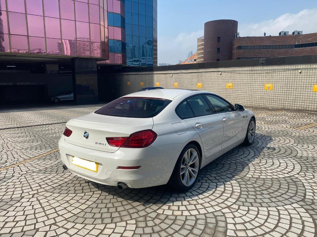 BMW 640i Gran Coupe (A)