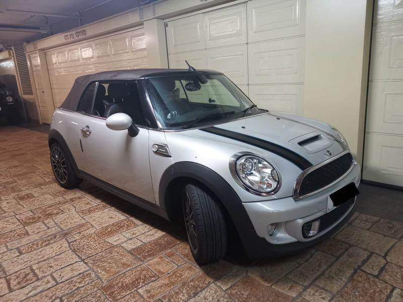 BMW 罕有開縫 Mini Cooper S Cooper S Turbo Auto