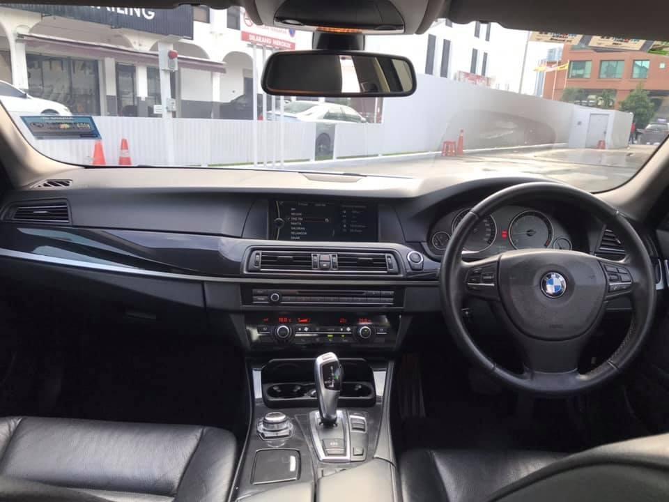 BMW F10 520 i ( M Sport )  twin power turbo
