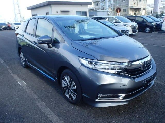 Brand New Honda Shuttle 1.5 petrol New Facelift With Sensing LED