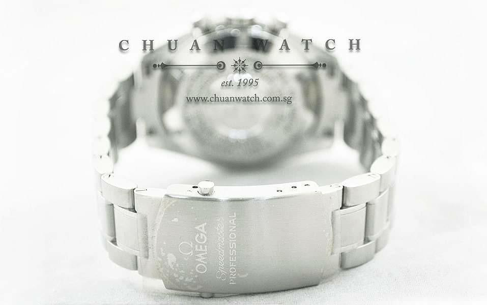 Brand New Omega Speedmaster Moonwatch Professional Chronograph Hesalite 42mm 311.30.42.30.01.005