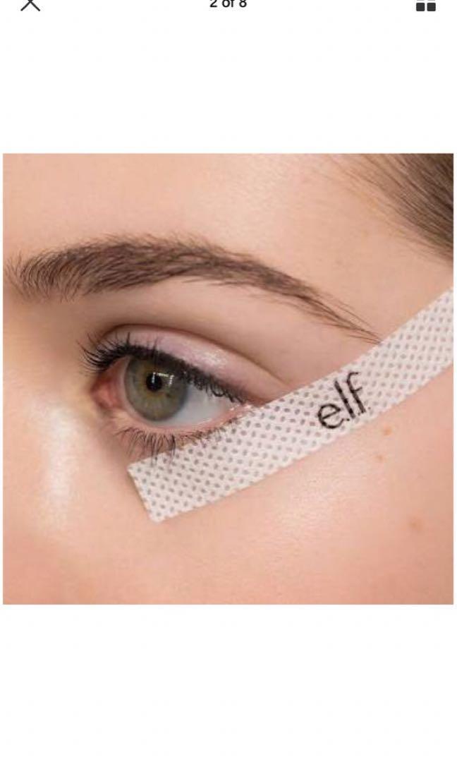 Elf Eye Tape - 40 pieces Cat Eyeliner Eyeshadow Crease