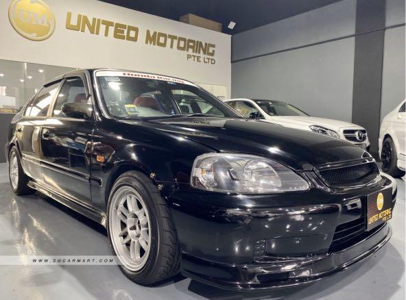 Honda Civic SIR 4M Manual