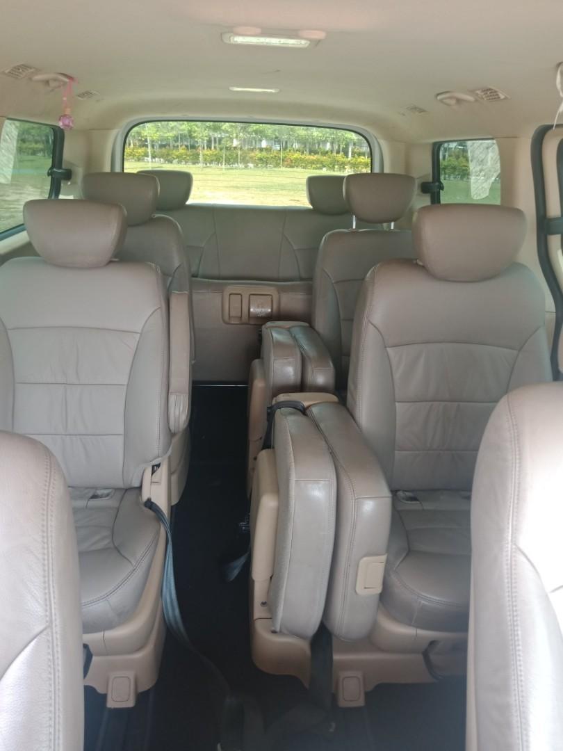 Hyundai Starex 2.5 (A) Kereta MPV Sewa Selangor KL