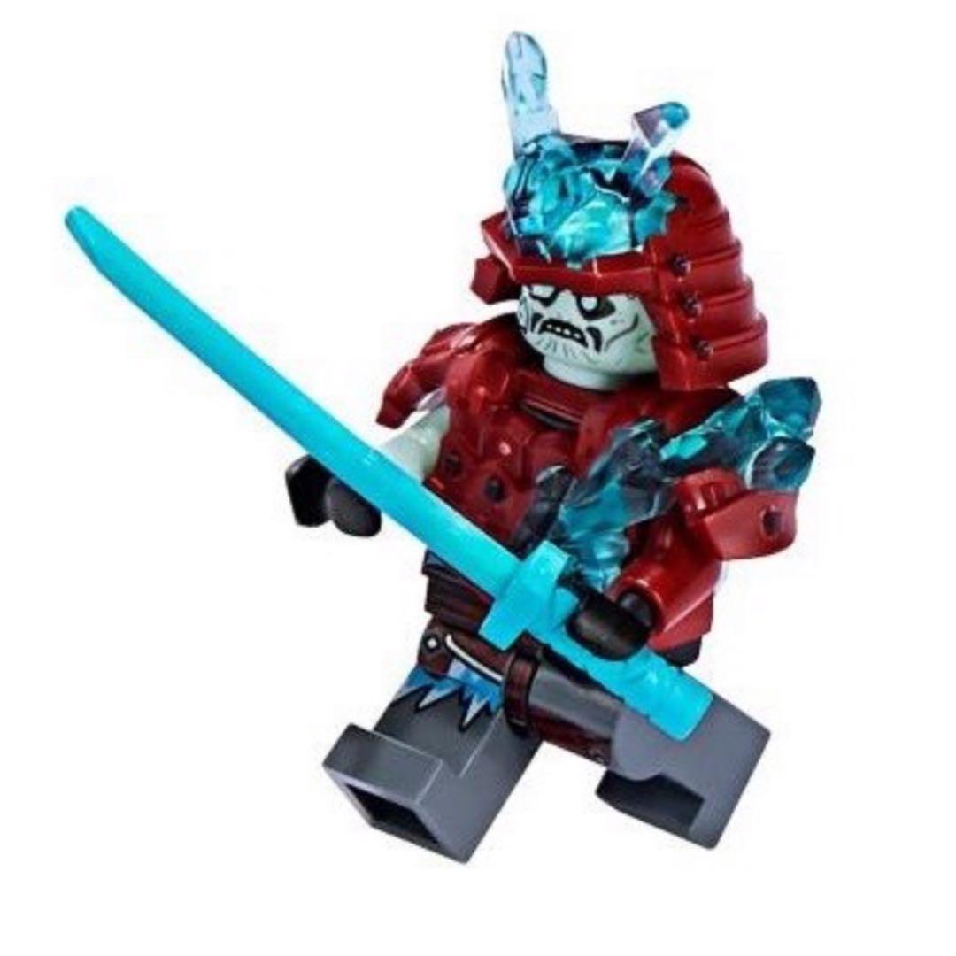 Lego 70676 Ninjago Lloyd S Titan Mech Blizzard Warrior Samurai Minifigure Toys Games Bricks Figurines On Carousell