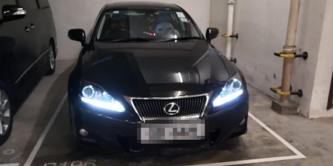 Lexus IS250 IS 250 Auto