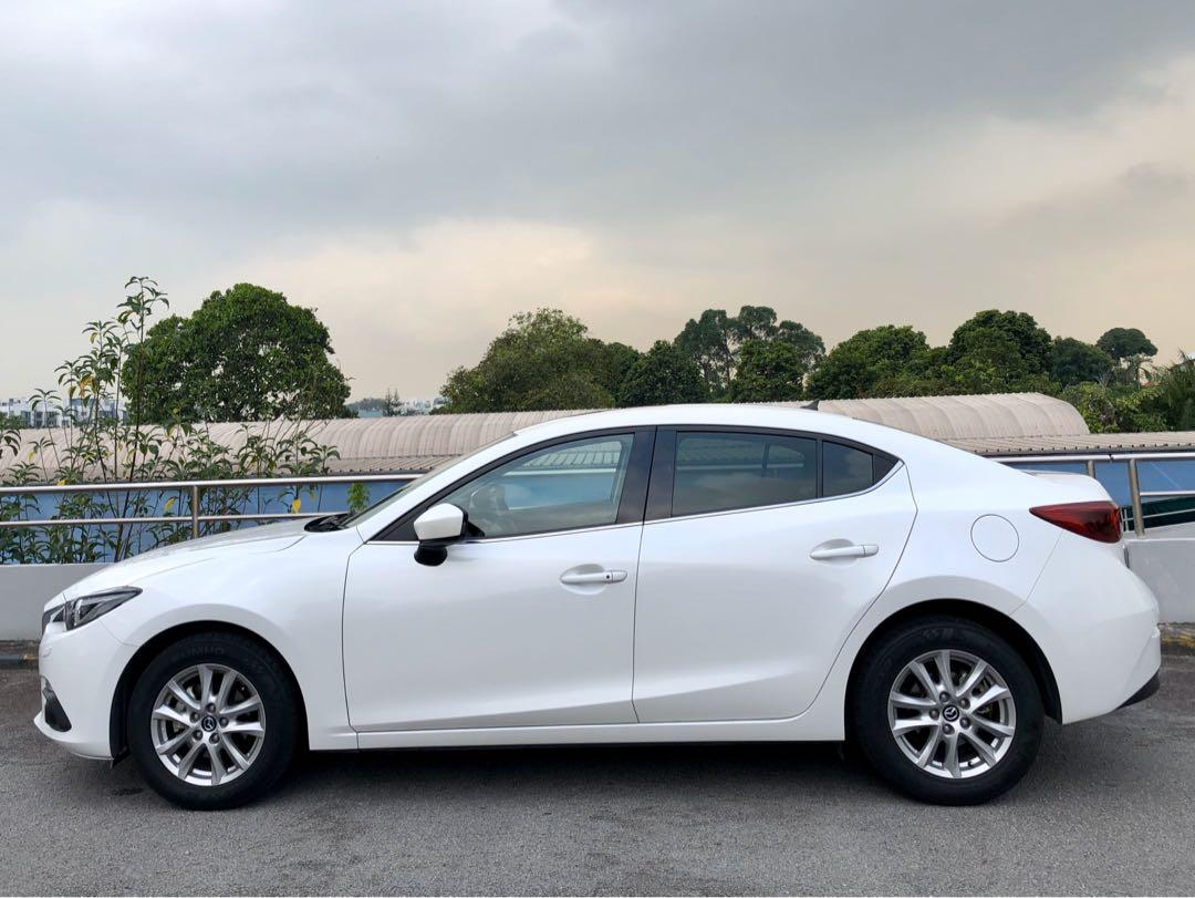 Mazda 3 1.5 6AT Deluxe (A)