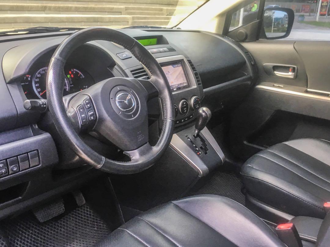 Mazda 5 頂級7人座 大空間大享受 年前促銷我只要業績