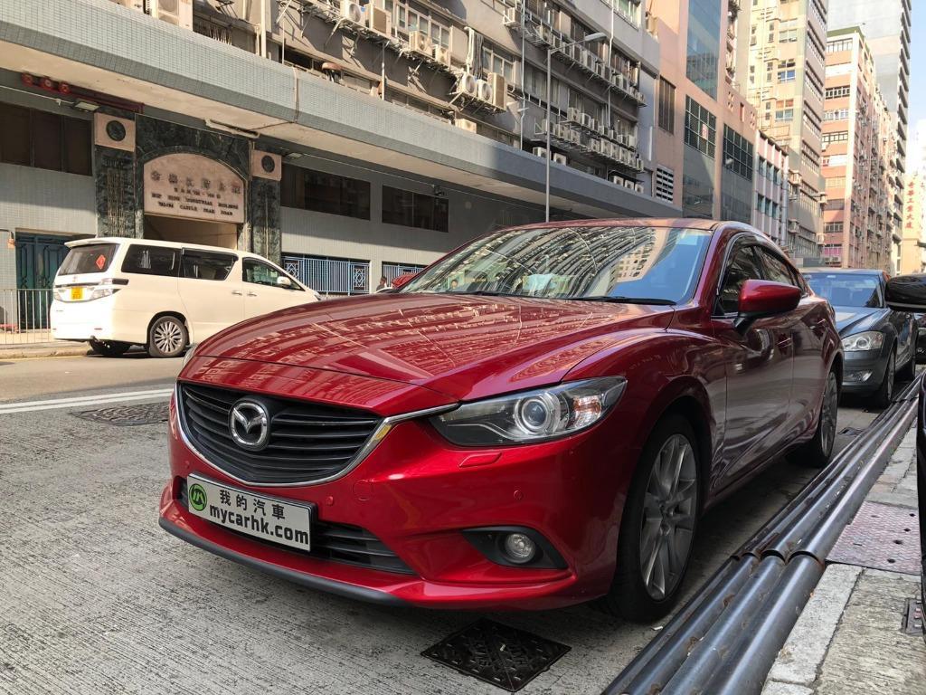 Mazda 6 MAZDA 6 DIESEL Auto