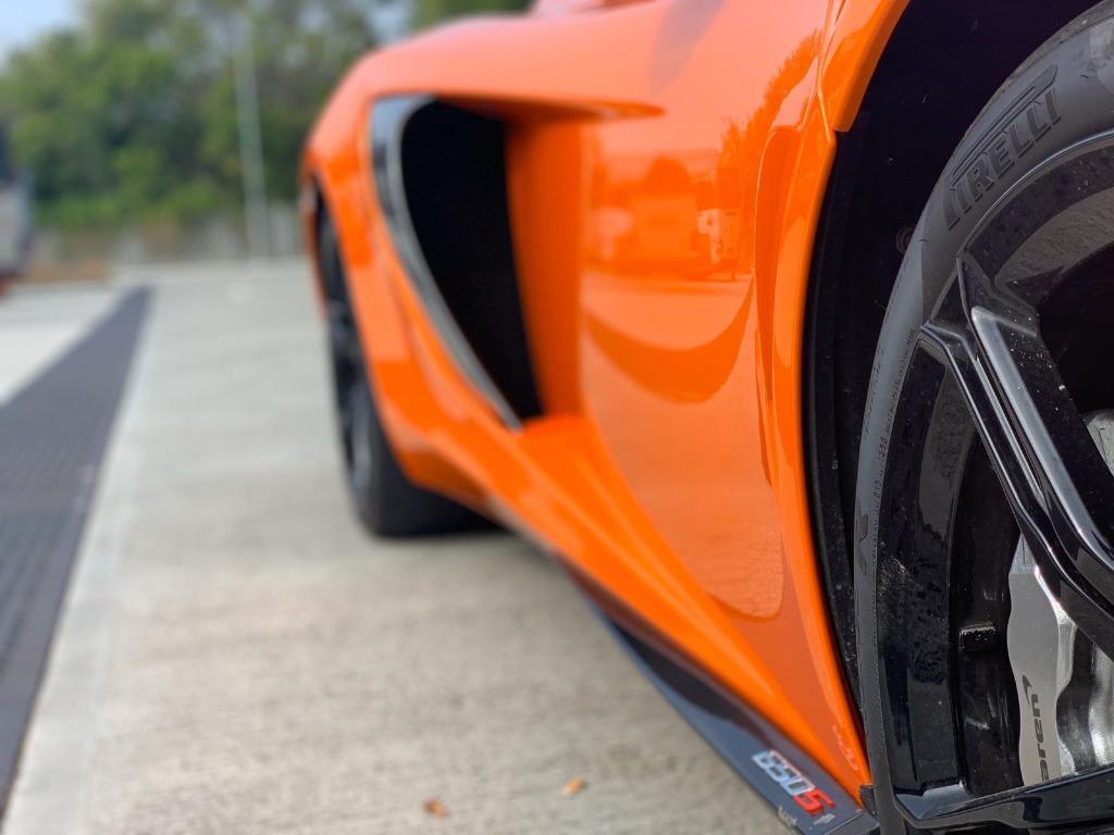 McLaren 650S Spider Auto