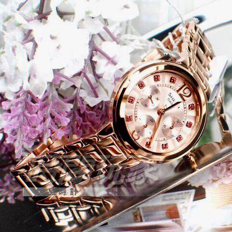 NEW🌟SHEEN GLAMOUR WATCH : 100% ORIGINAL AUTHENTIC CASIO SHEEN : by BABY-G SHOCK ( GSHOCK )  Company : Swarovski Crystal & Element : SHE-3048PG-4BUDR (PINK-ROSE GOLD)