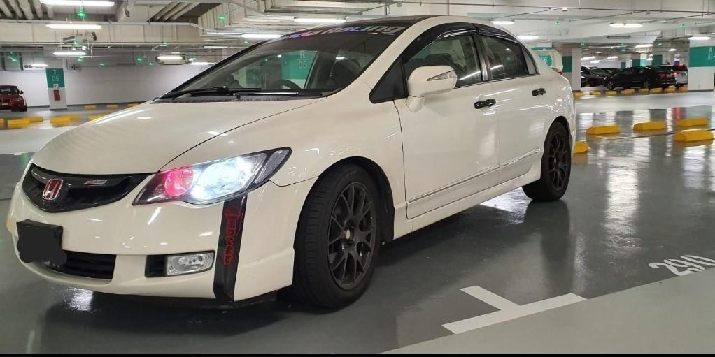 (Open for February Rental) Honda Civic 1.8 Auto