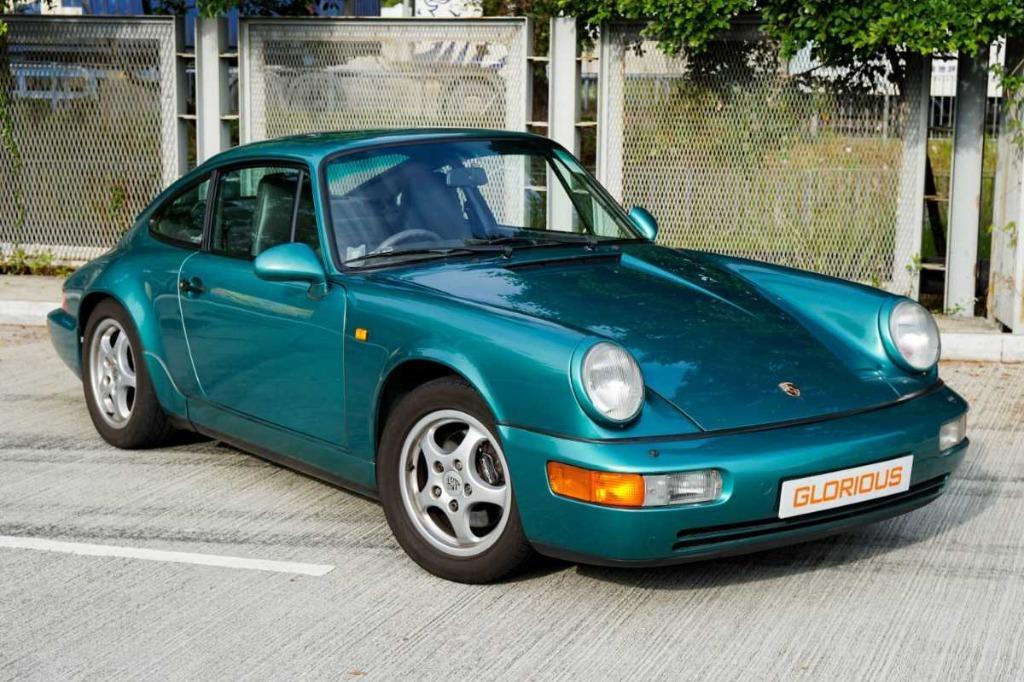 Porsche 964  C2 Auto