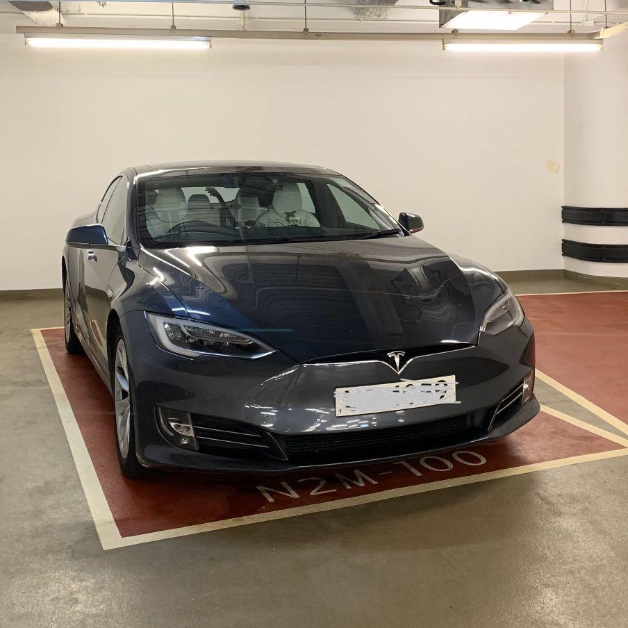 Tesla Model S 100D (A)