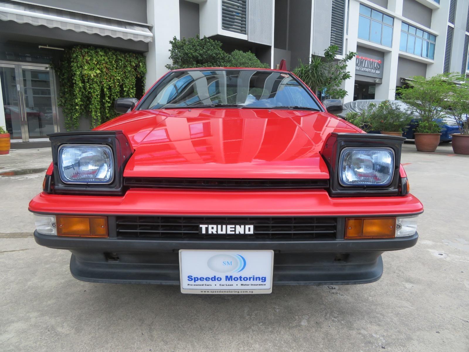 Toyota 86 2.0 GT (M)