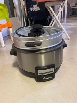 多功能煮食鍋