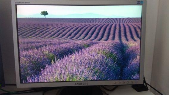 Free Samsung monitor 940NW (broken)