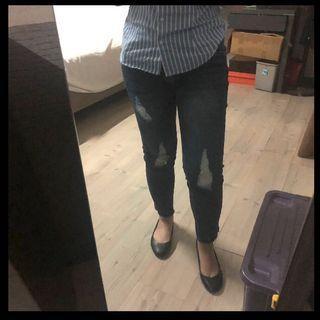 Zalora Ripped Jeans #CNY2020
