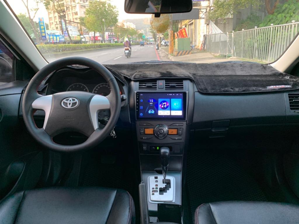 正2011年 小改款七速Toyota Altis 1.8E版 超省油7速手自排